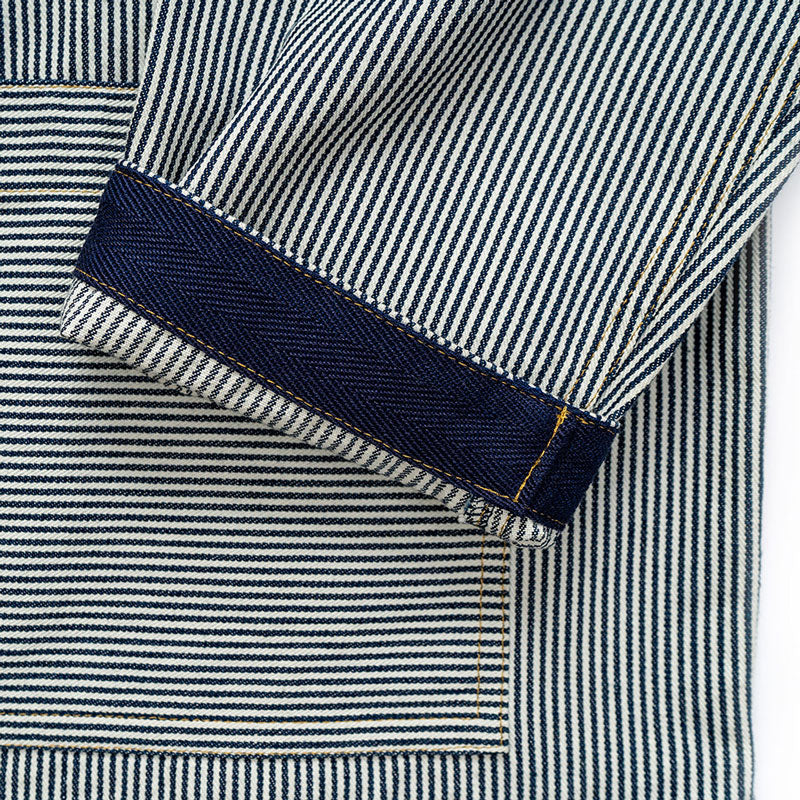 The Classic Smock - Ticking Stripe