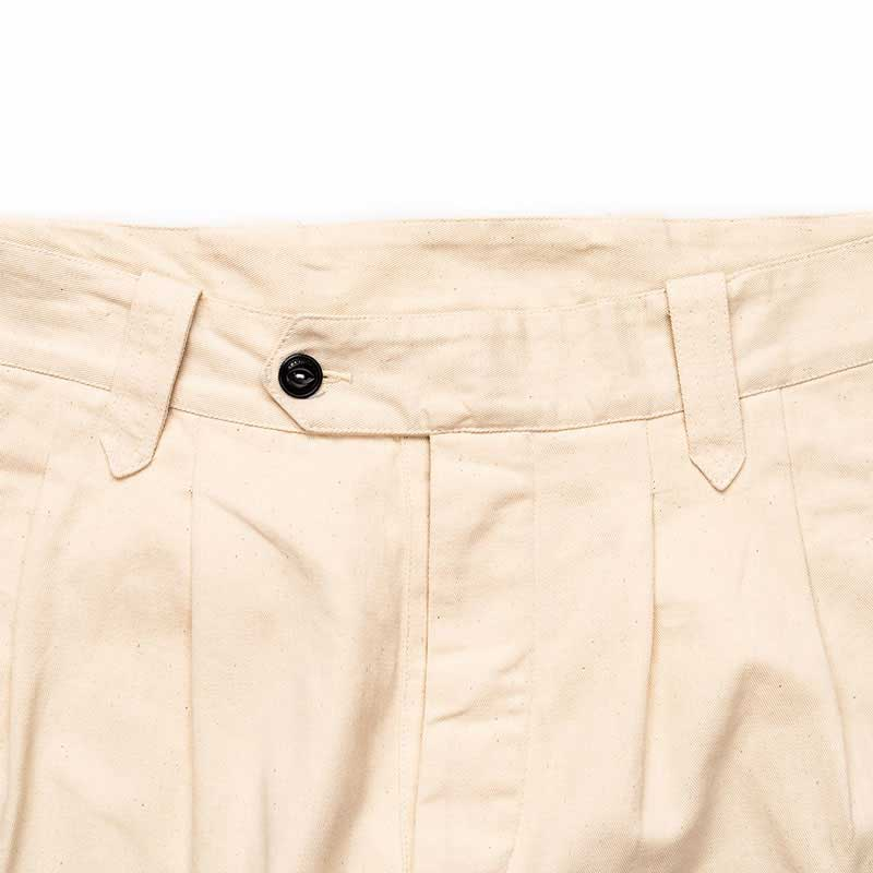 The Work Trousers - Natural