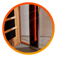 Clearlight Sanctuary Y FULL SPECTRUM HEATING TECHNOLOGY