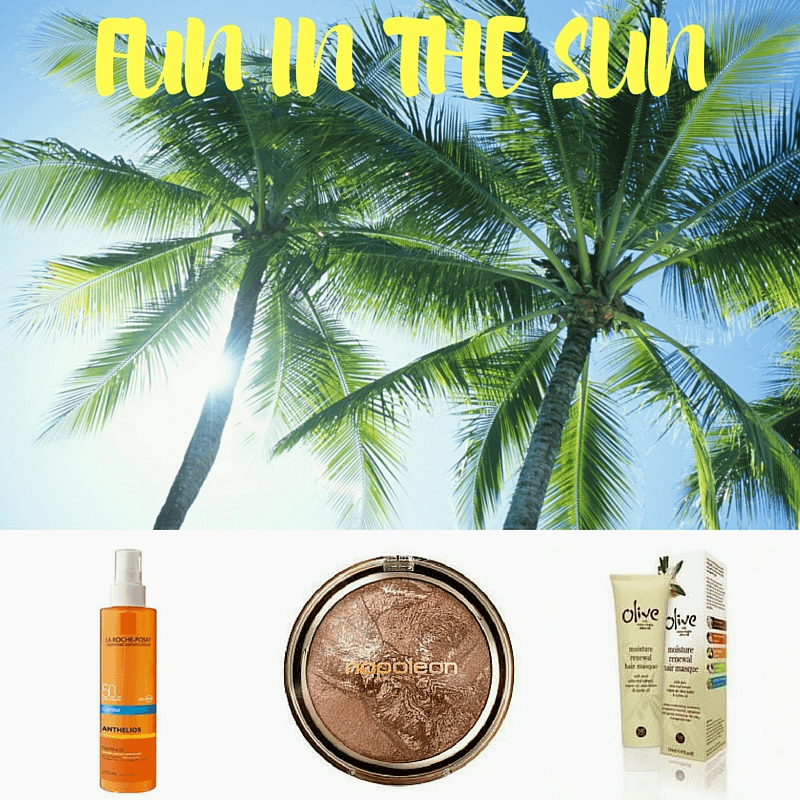 Kiana Beauty guide to Beauty Travel Essentials for a Beach Holiday