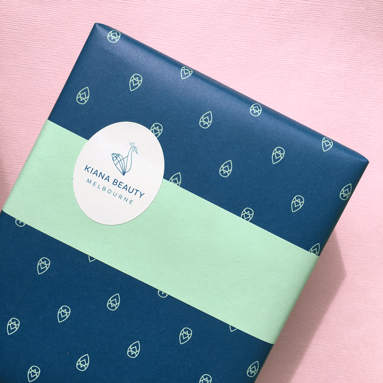 Kiana Beauty Gift Wrapping