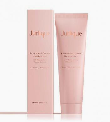 Jurlique Rose Hand Cream Handpicked Limited Edition 2018