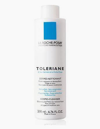 La Roche-Posay Toleriane Dermo Cleanser for Sensitive Skin