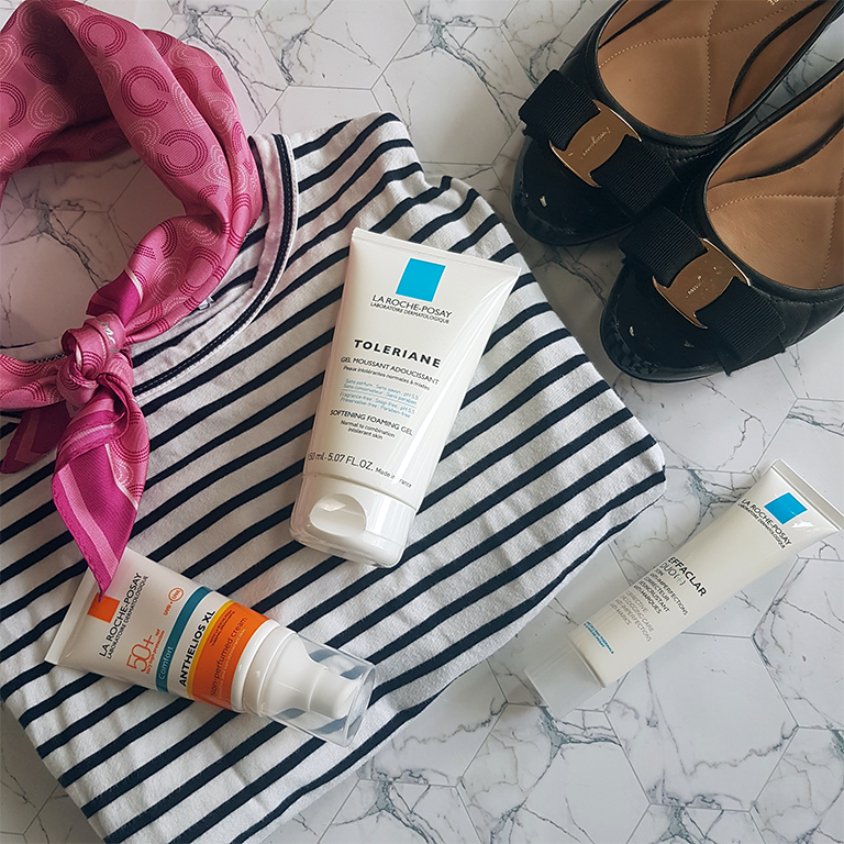 La Roche Posay Top 3 Products