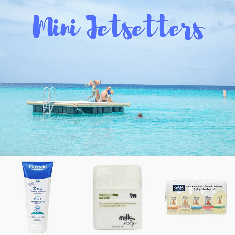 Kiana Beauty guide to Beauty Travel Essentials for Mini Jetsetters