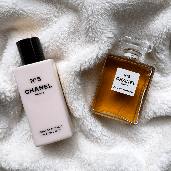 Chanel No 5 Perfumes, and Bath and Beauty Products