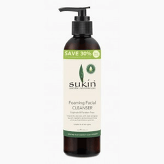 Sukin Foaming Facial Cleanser Value Size 250mL