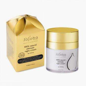 Jojoba Company 100% Natural Ultimate Night Cream