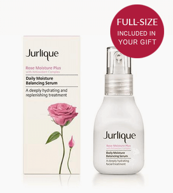 Rose Moisture Plus Serum