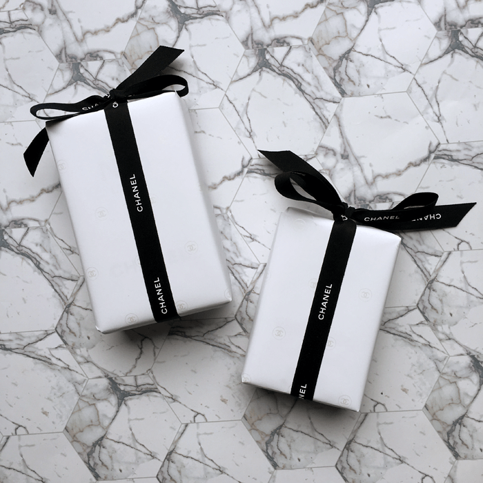 Chanel Signature Gift Wrapping
