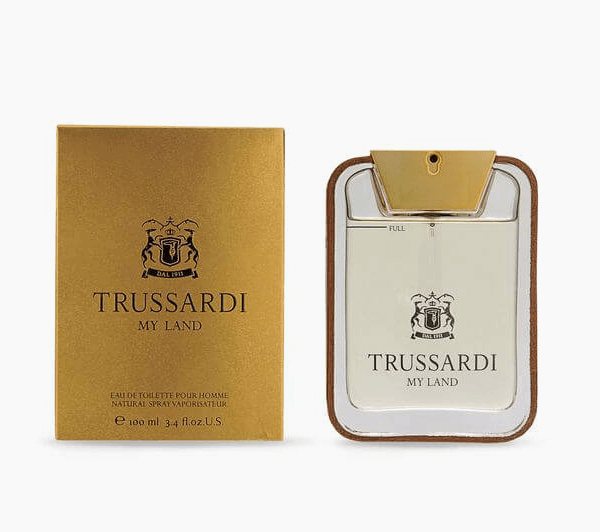 Trussardi My Land  Eau de Toilette Spray