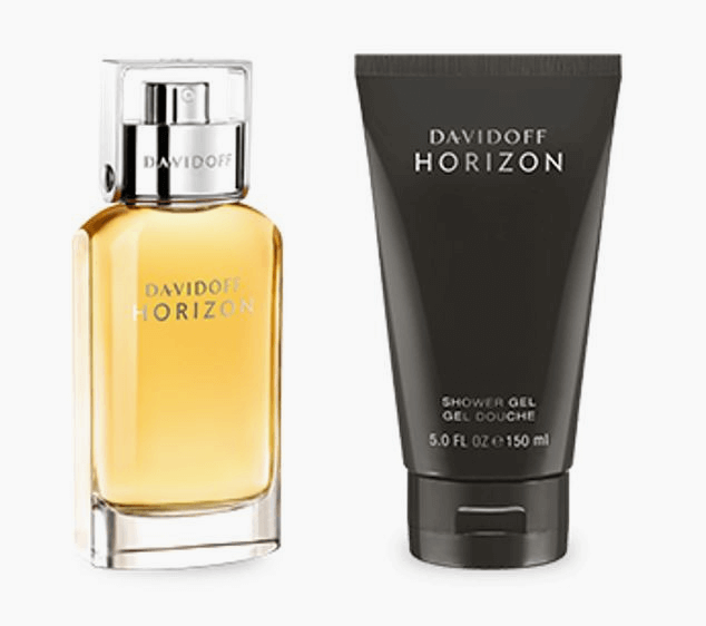 Davidoff Horizon Eau de Toilette Spray 125ml with free Horizon Shower Gel
