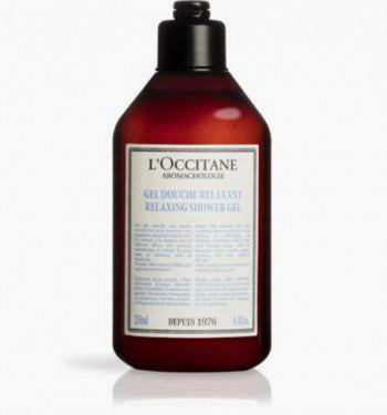 L'Occitane En Provence Aromachologie  Relaxing Shower Gel