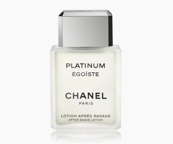 Chanel Platinum Egoiste After Shave Lotion