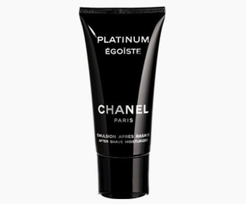Chanel Platinum Egoiste After Shave Moisturiser