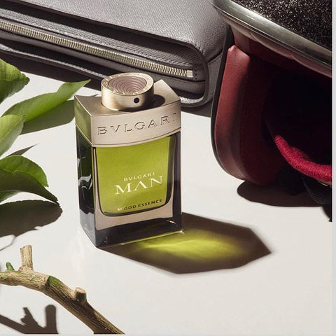 BVLGARI Man Wood Essence Eau de Parfum Spray