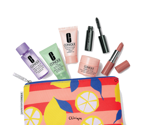 Clinique | Gift with Purchase March 2020