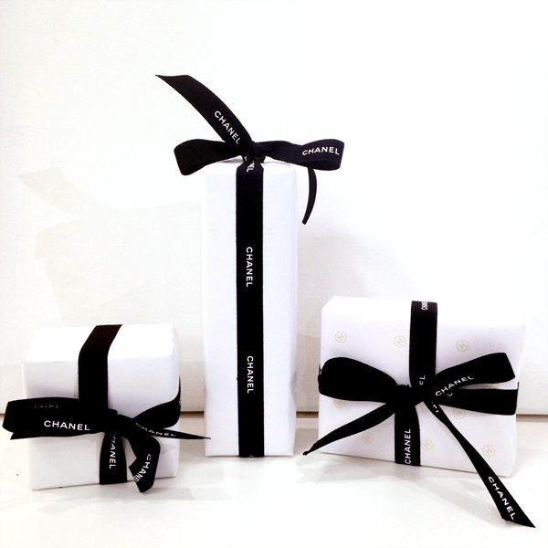 Chanel Gift Wrapping