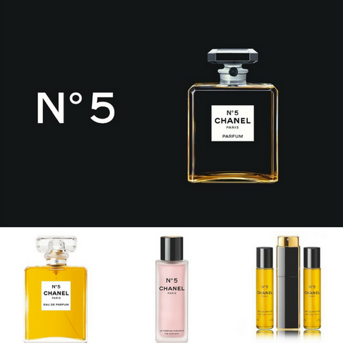 Chanel No 5 perfume for women