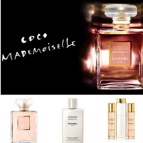 Chanel Coco Mademoiselle fragrance for women