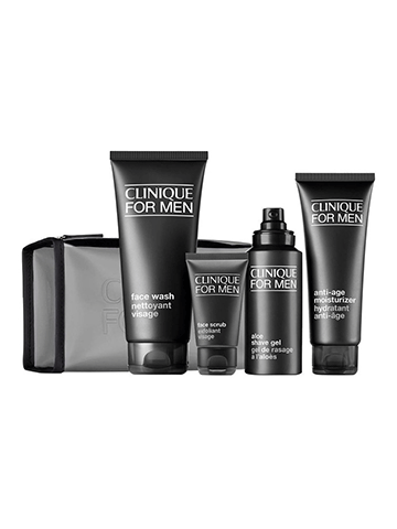 Kiana Beauty | Clinique | Better Basics For Men Limited Edition Gift Set