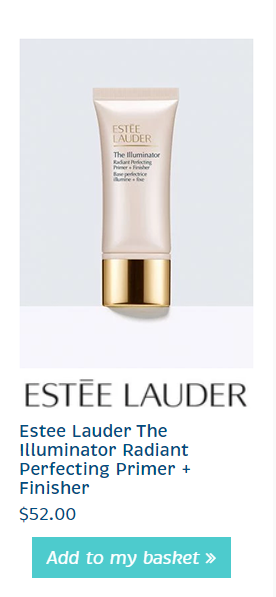 Kiana beauty | Estee Lauder | The Illuminator Radiant Perfecting Primer + Finisher