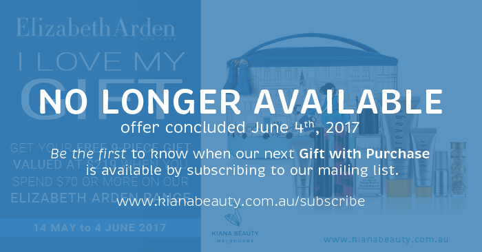 Elizabeth Arden Gift with Purchase | No longer Available