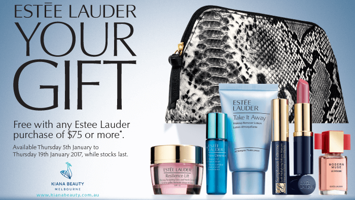 Estee Lauder Your Gift with Purchase | January 2016