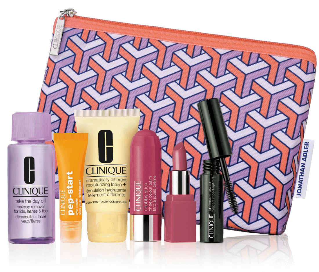 Clinique Gift with Purchase | Cosmetics Bag