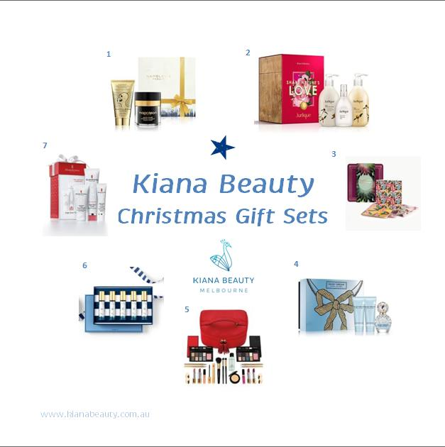 Kiana Beauty Christmas Gift Sets