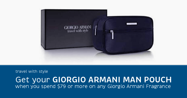 Giorgio Armani Gift with Purchase Available While Stocks Last ... 79aff00761