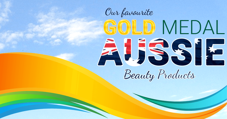 Our Favourite Gold Medal Aussie Beauty Products