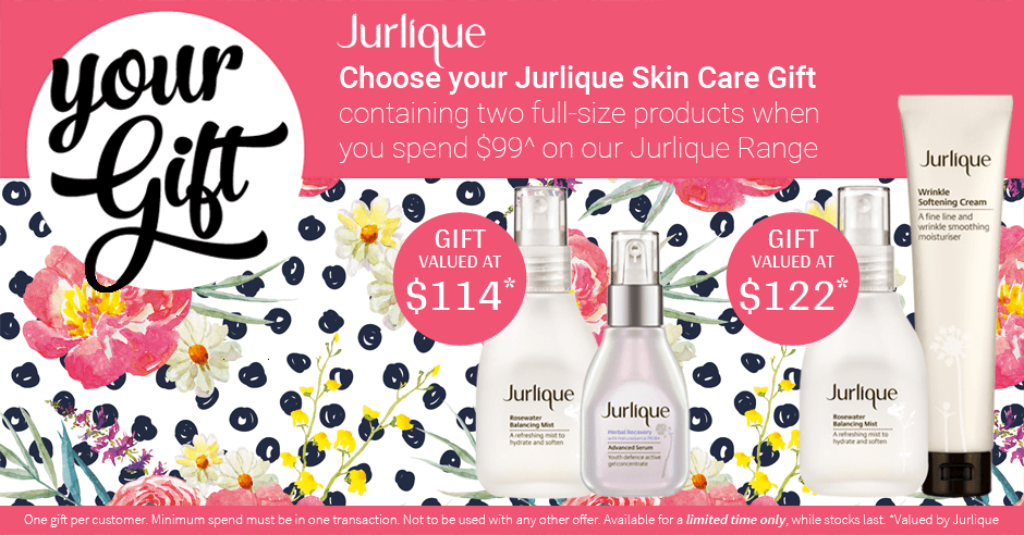 Jurlique Gift with Purchase