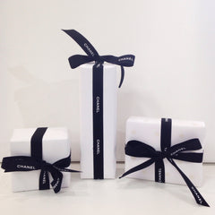 Chanel giftwrapping from Kiana Beauty Melbourne, Australian stockist.