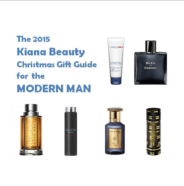 The 2015 Kiana Beauty Christmas Gift Guide for the Modern Man