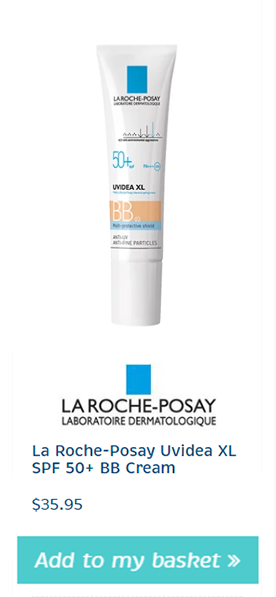 Kiana beauty | La Roche Posay | Uvidea XL SPF 50+ BB Cream