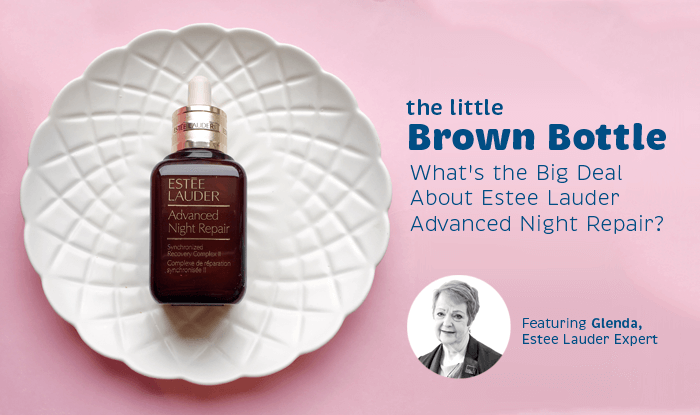 The Little Brown Bottle | Advanced Night Repair
