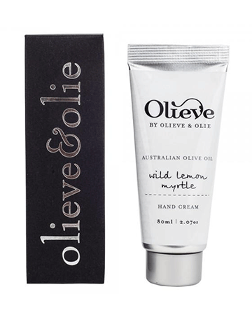 Kiana Beauty | Olieve | Hand Cream Lemon Myrtle