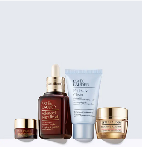 Estee Lauder Repair & Renew for Radiant-Looking Skin Limited Edition Set | Shop Online