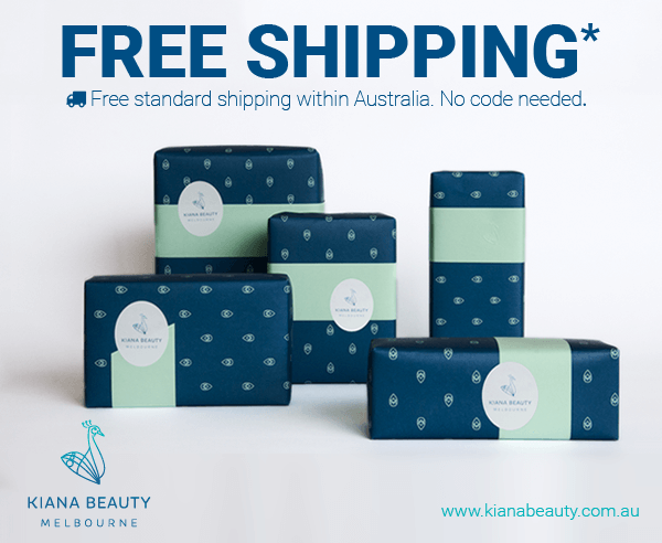 Kiana Beauty free shipping in time for Christmas