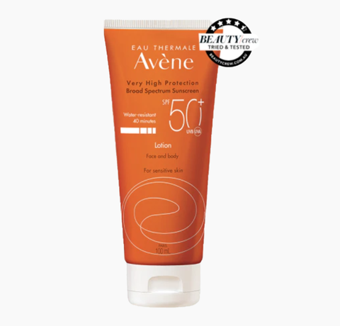 Avene SUNSCREEN LOTION SPF 50+