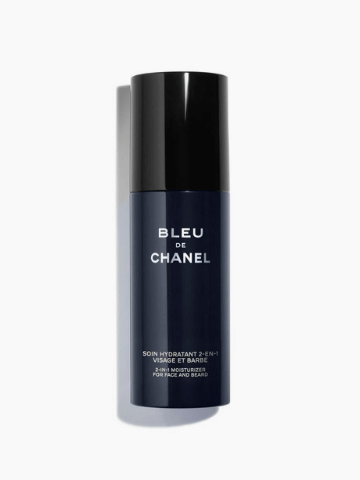 Chanel Bleu de Chanel 2-in-1 Moisturiser for Face and Beard