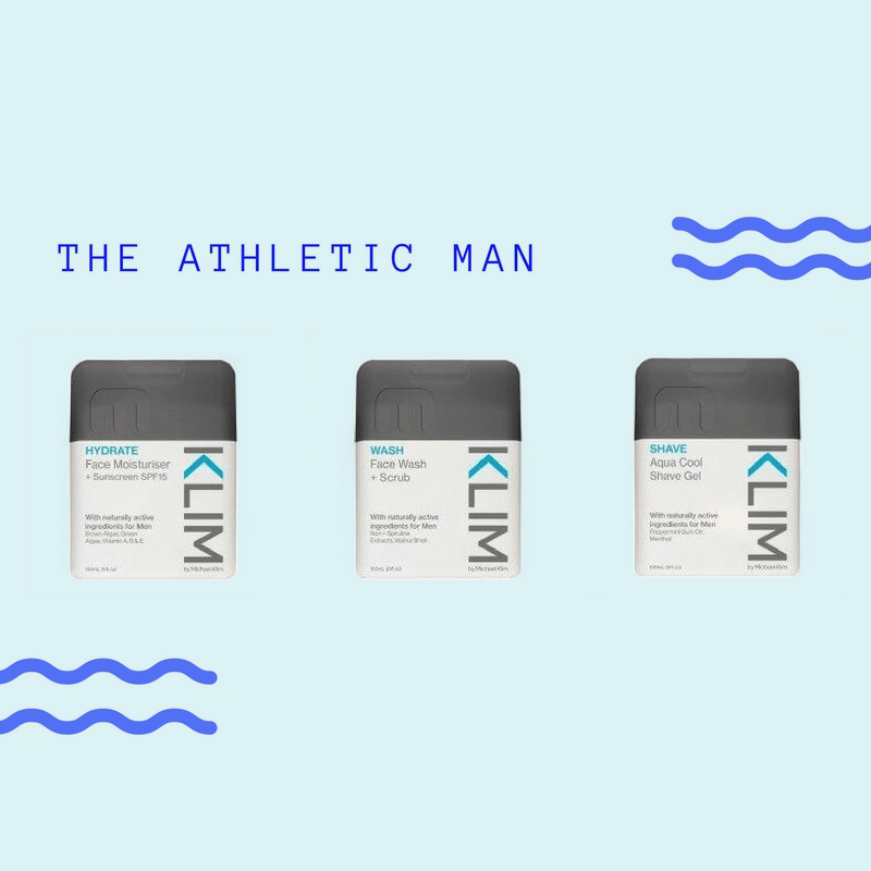 The Athletic Man