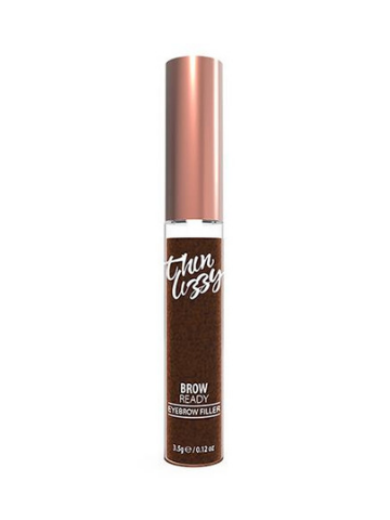 Kiana Beauty | Thin Lizzy | Brow Ready Eyebrow Filler | Dark Brown