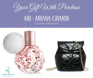 Ariana Grande Ari by Ariana Grande Eau de Parfum Spray with limited edition bag