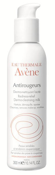 Avene Antirougeurs Redness-Relief Dermo-Cleansing Milk