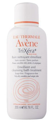 Avene Trixera+ Selectiose Emollient and Cleansing Bath Treatment