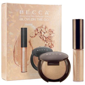 BECCA Opal Glow On The Go Kit