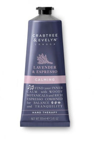 Crabtree & Evelyn Lavender & Espresso Hand Therapy