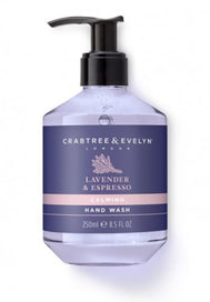 Crabtree & Evelyn Lavender & Espresso Hand Wash